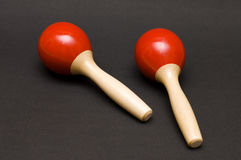 Maracas Royalty Free Stock Images