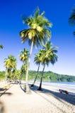 Maracas Bay, Trinidad Stock Image