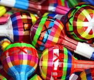 Maracas from Mexico Royalty Free Stock Photography