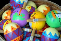Maracas for sale Stock Photo
