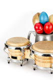 Maracas and shaker Stock Images