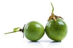 Maracuja - passiflore comestible de passiflore Photos stock