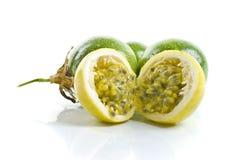 Maracuja - passiflore comestible de passiflore Image stock