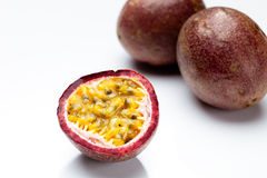 Maracuya - Passion fruit Royalty Free Stock Images