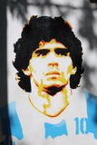 Maradona Fotos de archivo
