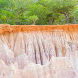 Marafa Canyon - Kenya Royalty Free Stock Photo
