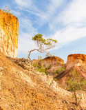 Marafa Canyon - Kenya Royalty Free Stock Image