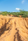 Marafa Canyon - Kenya Stock Photography
