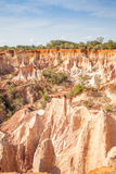 Marafa Canyon - Kenya Royalty Free Stock Photography