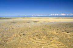 Marahau plaża zdjęcia royalty free