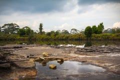 Marais de Phukradueng Photographie stock libre de droits