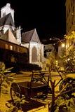 marais mer quartier paris för du france Arkivfoto