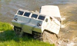 Marais-transporteur photographie stock libre de droits