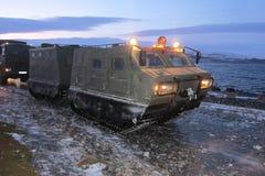 Marais-transporteur image libre de droits