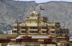 Maraja's Palace Royalty Free Stock Image