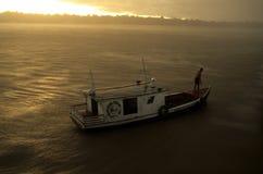 MARAJO Insel. (Amazonas). BRASILIEN Lizenzfreies Stockfoto