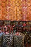 marakesz dywaniki fotografia stock