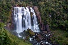Marakopa Falls, Waitomo royalty free stock photography