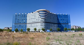 Maral Building Stock Image