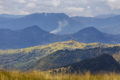 Maramures Mountains Royalty Free Stock Photo
