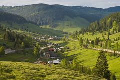Maramures, Roemenië Stock Foto's