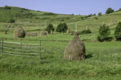 Maramures, romania, europe, landscape. View of a typical landscape of maramures Stock Photos