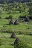 Maramures, romania, europe, landscape. View of a typical landscape of maramures Stock Photo