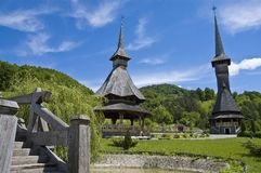 Maramures, Roumanie Photo stock