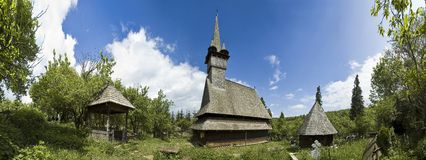 Maramures, Roumanie Photo libre de droits