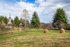 Maramures scenery Stock Images