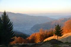 Maramuresh County of Romania Stock Image