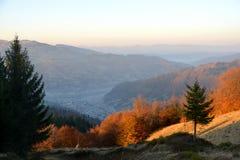 Maramureshprovincie van Roemenië Stock Afbeelding