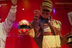 MARANELLO, ITALIA - marzo 2017 Mostra del museo di Ferrari Immagine Stock