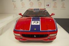 MARANELLO, ITALIA - marzo 2017 Mostra del museo di Ferrari Immagine Stock Libera da Diritti