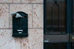 Maranello, Italia - 03 26 2013: Vista delle vie di Maranello immagini stock libere da diritti