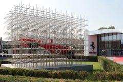 MARANELLO, MODÈNE, ITALIE, ANNÉE 2017 - musée de Ferrari, Maranello Photo libre de droits