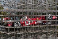 MARANELLO, MODENA, ITALIEN, JAHR 2017 - Ferrari-Museum, Maranello Stockbilder