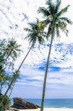 Marang海滩 免版税库存图片