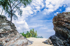 Marang Beach Stock Photography
