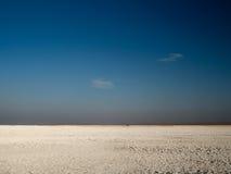 Maranjab Salt Lake Obrazy Royalty Free
