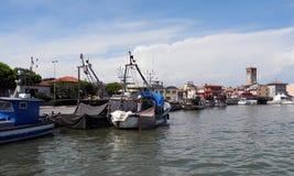 Marano Lagoon Royalty Free Stock Photo