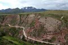 Maras, Perù Immagine Stock Libera da Diritti