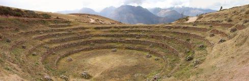 Maras, Peru Stock Image
