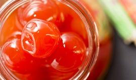 Maraschino Cherries Stock Images