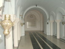 Marasesti Mausoleum interior Royalty Free Stock Photography