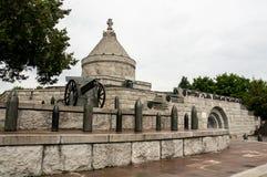 Marasesti mausoleum Royalty Free Stock Images