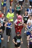Maratón 2008 de la flora de Londres Imágenes de archivo libres de regalías