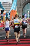 Maratón 2010 de Londres. Fotos de archivo