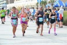 Maratón 2012 Fotos de archivo libres de regalías