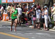 Maratón 2012 de Boston Imágenes de archivo libres de regalías